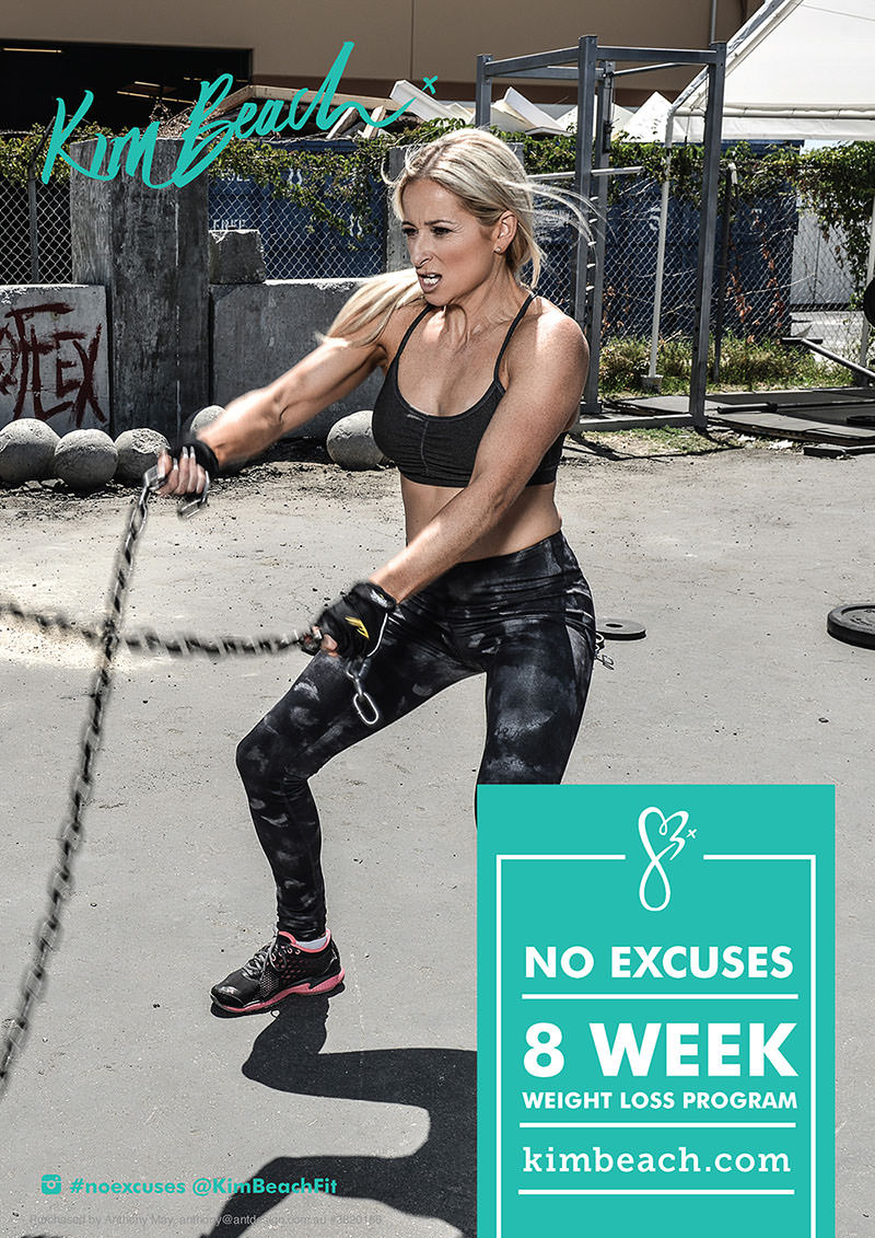 ... if you want to purchase the # noexcuses home program get started today